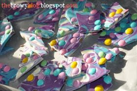The Browy Blog: Easter Bark  
