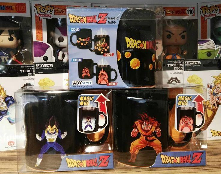 Pues si!! Las tenemos!! Fantàsticas tazas termicas de Dragon Ball con Son Goku o Vegeta.  Taza de 460ml en la que aparece la energía de Son Goku o Vegeta y en la parte de atras el Dragon Sheron junto las 7 bolas.  #mistergift #mistergiftbcn #oficial #official  #dragonball #dragonballz #taza #termica #mug #Vegeta #songoku #goku #sheron #bolas
