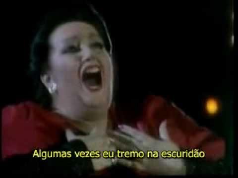 Freddie Mercury and Montserrat Caballe - How can I go on (Legendado em P...Uma combinação sem par!