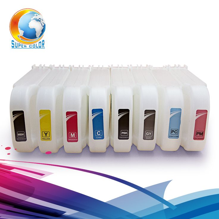 12 Pieces/Lot Empty Refill Ink Cartridge For Canon PFI706 For Canon iPF8410 IPF9410 refillable ink cartridge With Chip #Affiliate