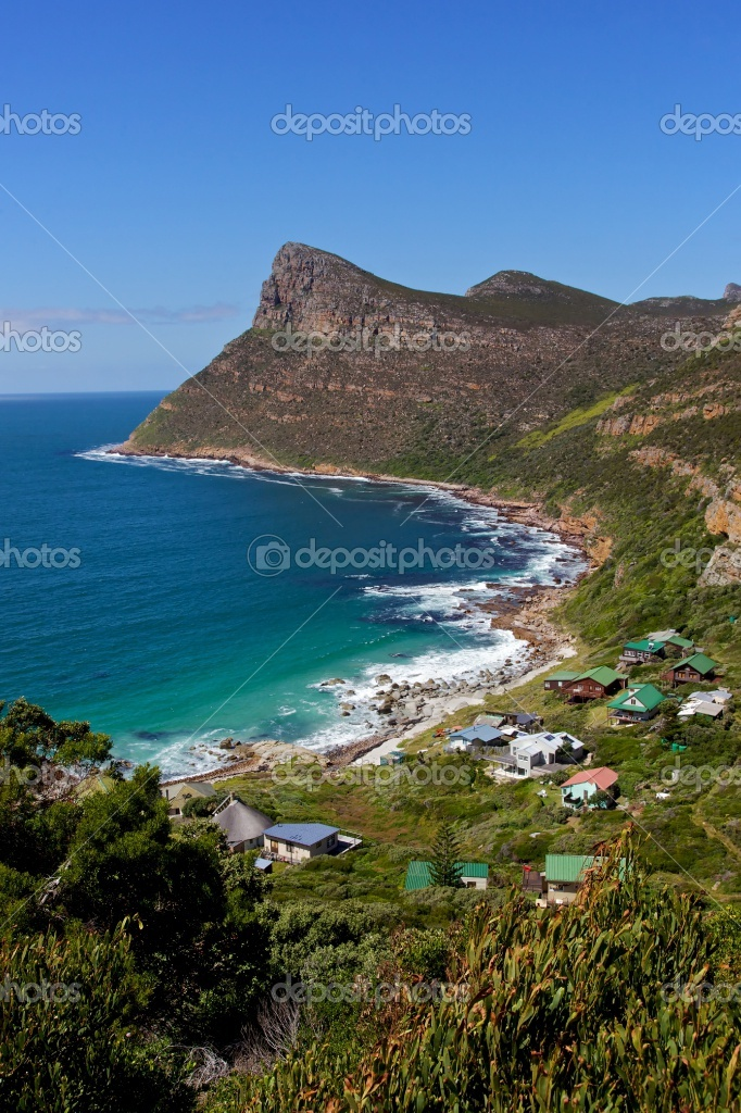 Smitswinkel Bay, Cape Peninsula (near Cape Town), South Africa.