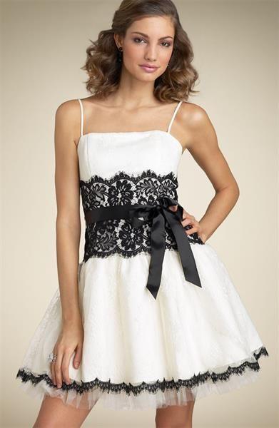 Платье на выпускной в картинках