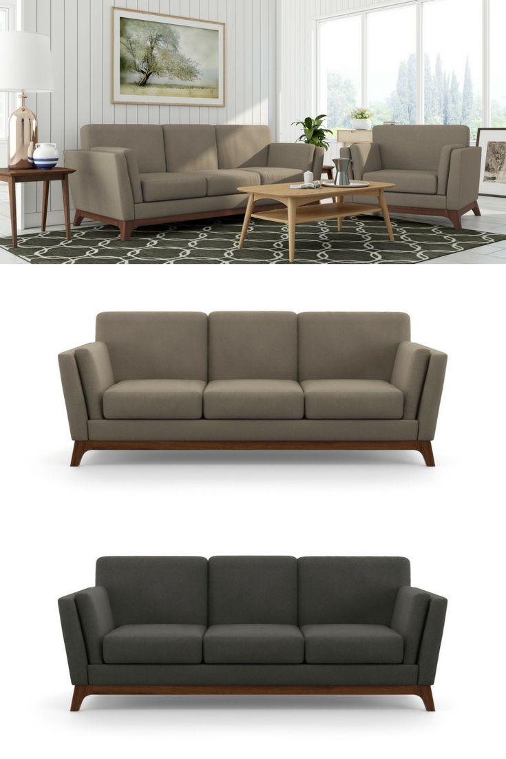 John 3 Seater Sofa