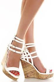 Image result for wedge heels