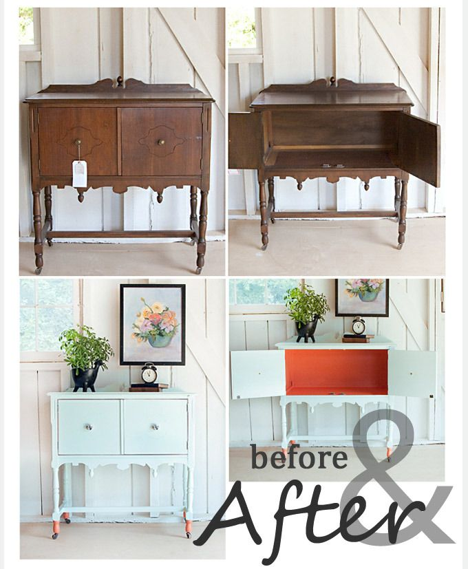 Diy Before And After Style Cottage Pinterest