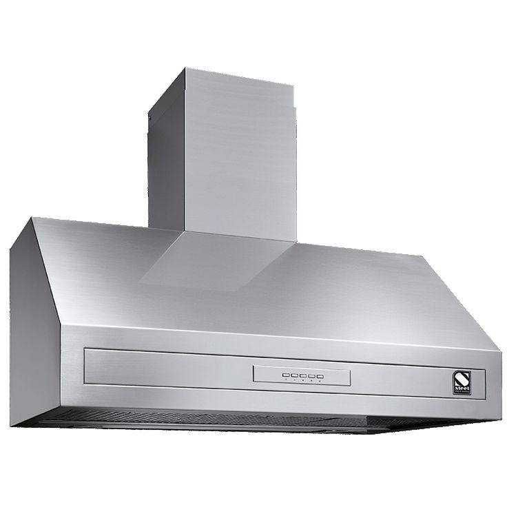 Steel Genesi stainless steel rangehood (model GK90)  for sale at L & M Gold Star (2584 Gold Coast Highway, Mermaid Beach, QLD). Don't see the Steel product that you want on this board? No worries, we can order it in for you!