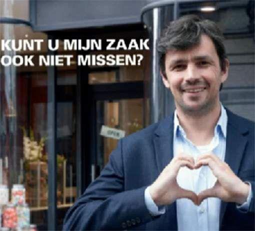Pijnlijke campagne bezorgt personeel Record Bank extra koude douche  - HLN.be