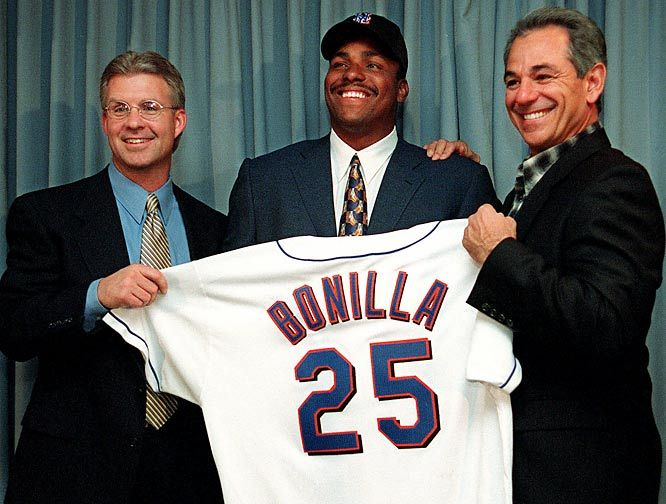Bobby Bonilla Called Up for a Run In October