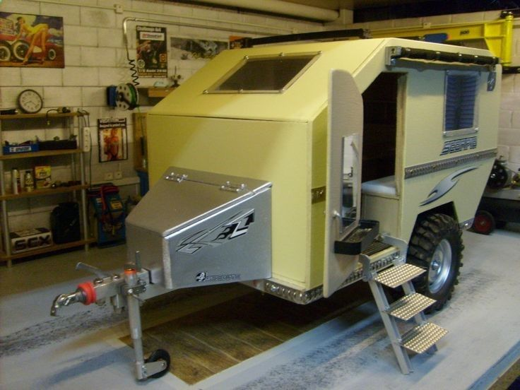 home made camper | Camper trailer home made | scorpio