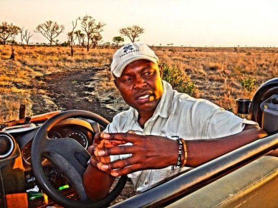 at Londolozi Private Game Reserve