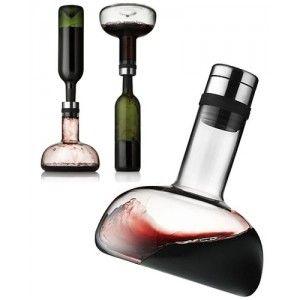 Menu - Wine breather carafe