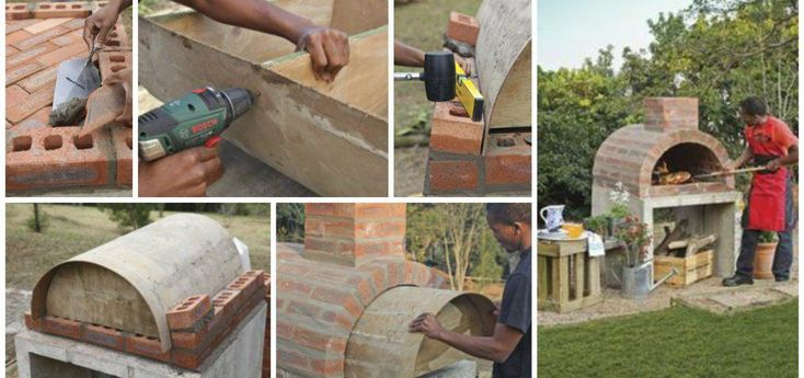 Building Pizza Oven Has Never Been so Easy And Fun # ...