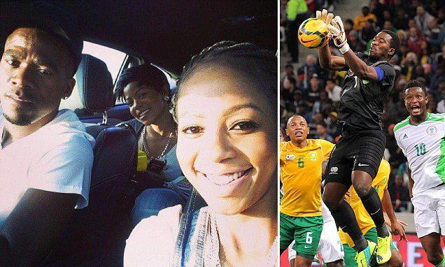 South Africa goalkeeper Senzo Meyiwa shot dead in Johannesburg