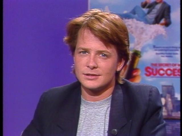 The Secret of My Success - Xyy'nai Michael J Fox