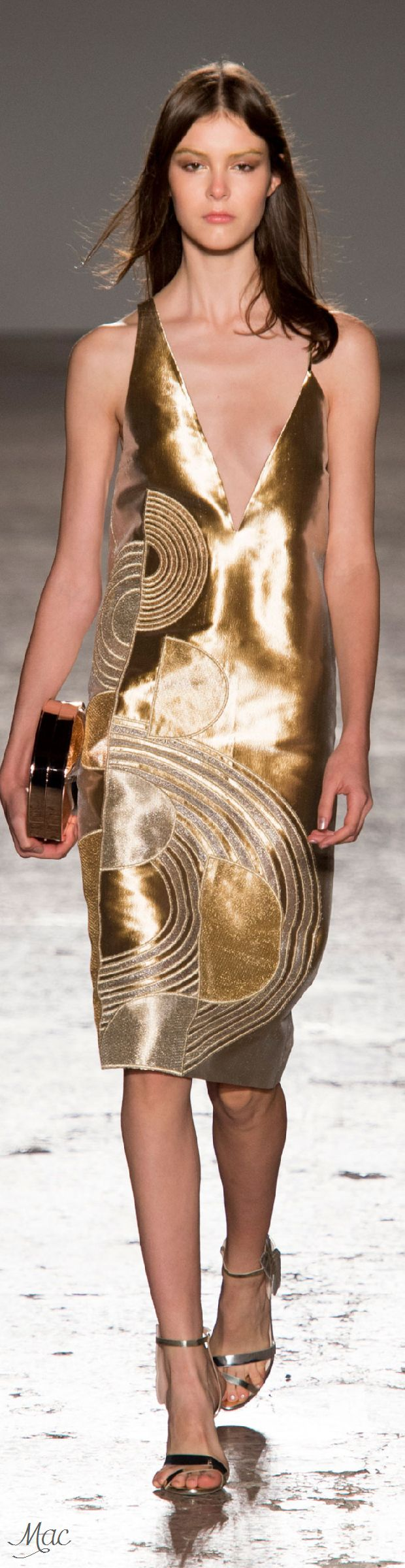 """Spring 2016 Ready-to-Wear Genny """"And the LORD said to Moses, """"Go to the people and consecrate them today and tomorrow. Have them wash their clothes."""" Exodus 19:10"""