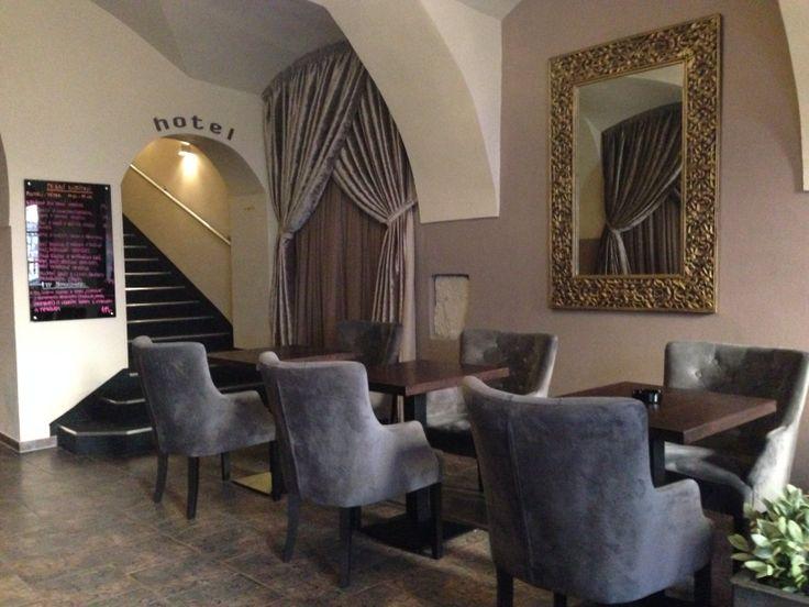 Renovace hotelu Rango v Plzni.