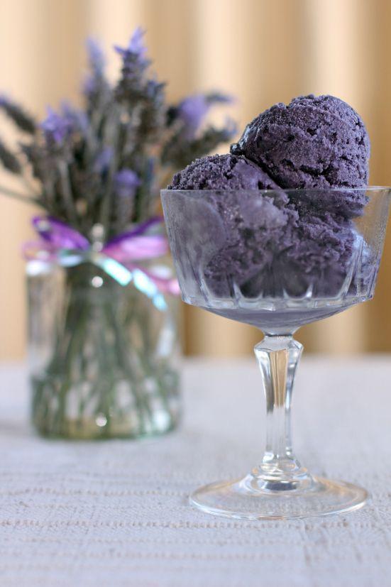 Ube Ice Cream