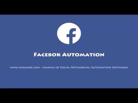 Facebook Automation - How to login to facebook? - (More Info on: http://LIFEWAYSVILLAGE.COM/videos/facebook-automation-how-to-login-to-facebook/)