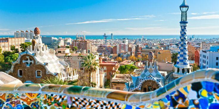 Barcelona - napkeltétől napnyugtáig – Világutazó