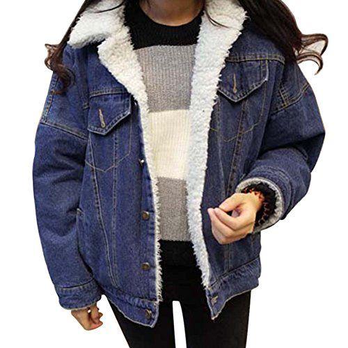 Damen Warm Wintermantel Winterjacke Pelz JeansJacken Dunk... https://www.amazon.de/dp/B01MCRCGYC/ref=cm_sw_r_pi_dp_x_62Oqyb3Y3KMJZ