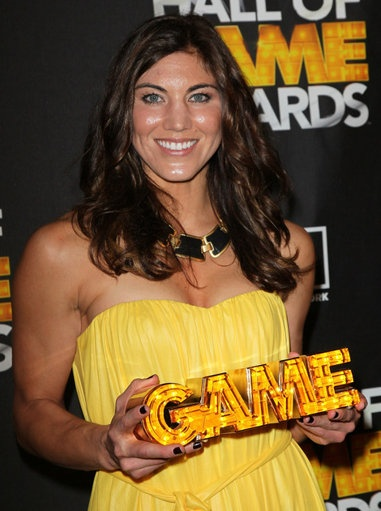 The highs and lows of soccer star Hope Solo (did you know she was conceived during a conjugal jail visit?)