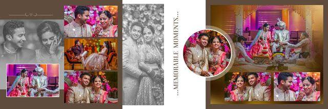 Advance 2018 Wedding Album 12x36 Psd Layout Sheet Wedding Album Design Wedding Album Cover Design Album Design