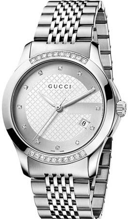 YA126407 - Authorized Gucci watch dealer - Mens Gucci Timeless Quartz Medium, Gucci watch, Gucci watches