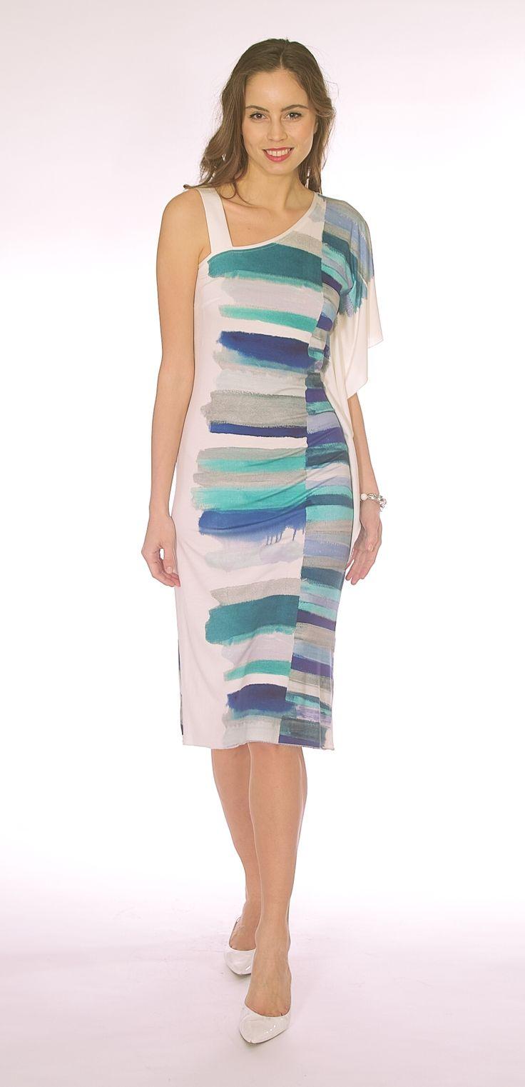 One Shoulder Dress SL0916