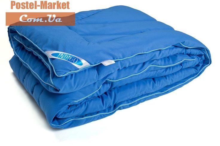 Одеяло демисезонное Руно 321.52INDIGO синее. Купить в Украине (Постель Маркет, Киев)