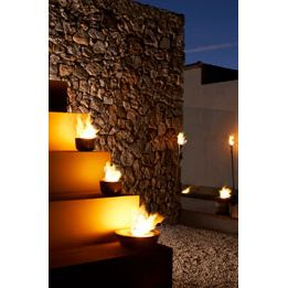 Fuoco Tabletop Firepit   Blomus   $94.99   DIGS   Free shipping on orders over fifty dollars   Modern furniture, housewares, decor & gift items.
