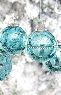 Tiffany blue for Christmas