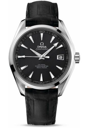Omega Watches - Seamaster Aqua Terra 150 M Co-Axial 41.5 mm - Stainless Steel - Style No: 231.13.42.21.06.001