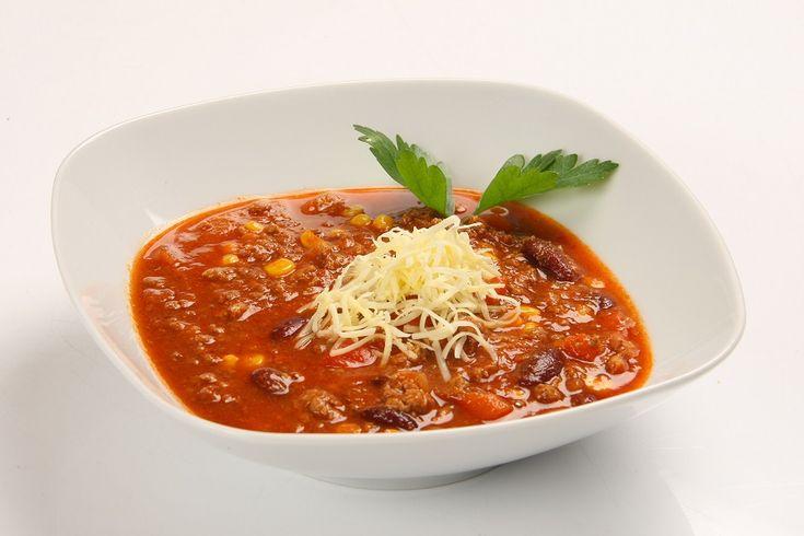 Фасолевый суп по-португальски