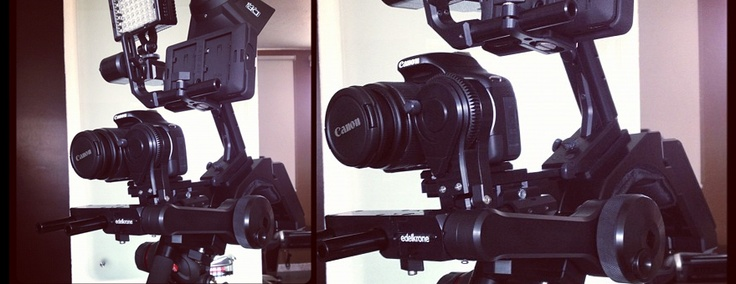 "Rodrigo Jara ""My baby…"" http://www.edelkrone.com/edelkrone-in-the-world/"