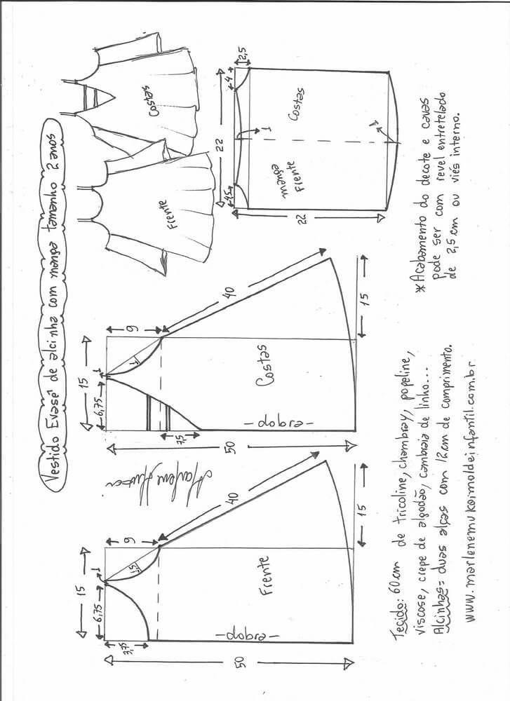 vestido-acampanado-hombros-fuera-2.jpg (727×1000)