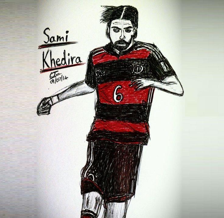 Sami Khedira Pemain Sepak Bola Madrid
