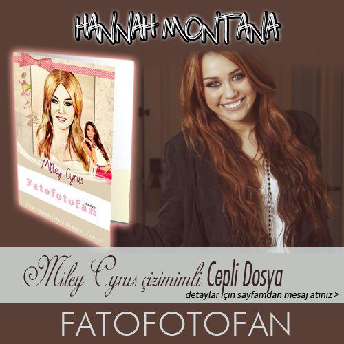 Miley Cyrus çizimimden oluşan ceplidosyası sipariş alıyorum.