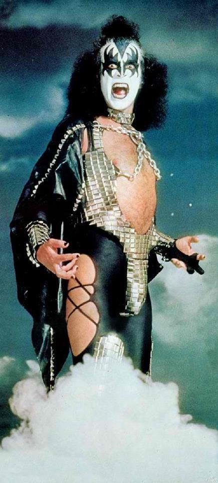 Gene Simmons-Kiss.........