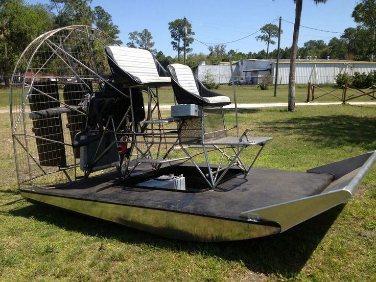 Airboat Hull Design - WoodWorking Projects & Plans
