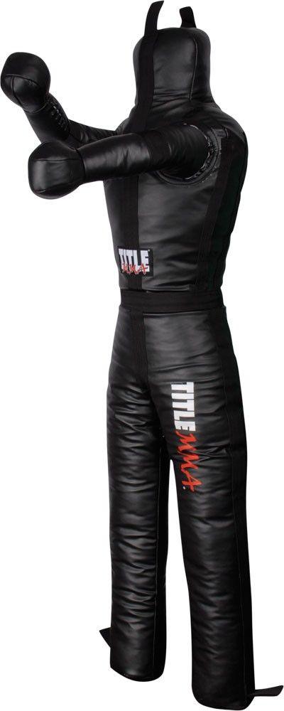 TITLE MMA: TITLE MMA LEGGED GRAPPLING DUMMY/HEAVY BAG | TITLE MMA Gear