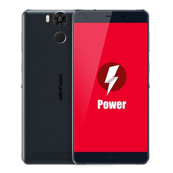Ulefone Power 6050mAh Battery 5.5 Inch 3GB RAM 16GB ROM 64bit MTK6753 Octa-core 1.3GHz 4G Smartphone