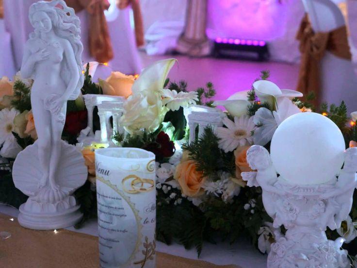 ... mariage originale, Salle de bal de mariage et Table daccueil de