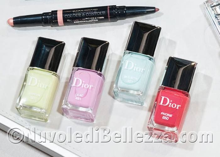 Dior Glowing Gardens Primavera 2016, Foto, Preview - Nuvole di Bellezza