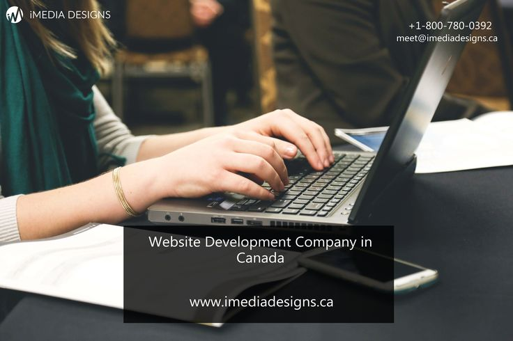 iMedia Designs is a #Canada based website development company that offer #professional #website #development service