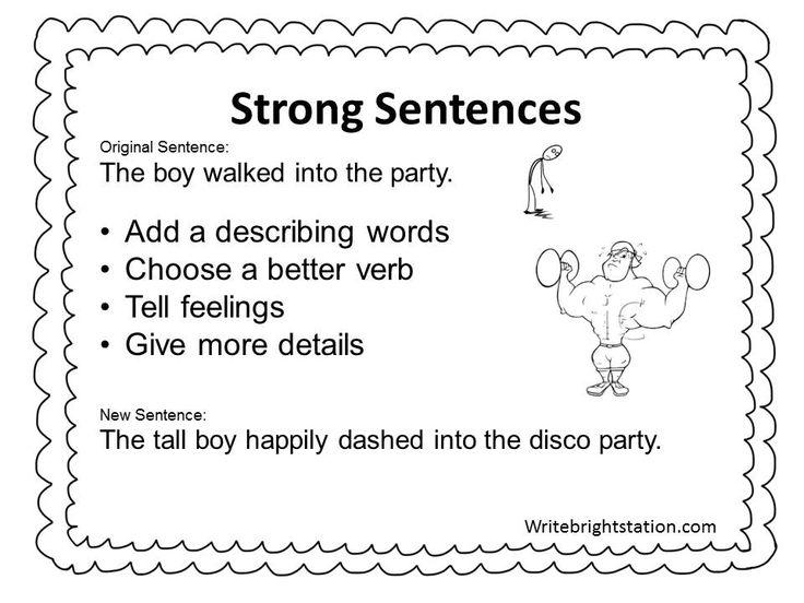 how to test writing skills pdf