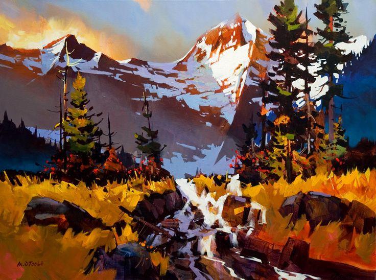 Garibaldi Hike, by Michael O'Toole