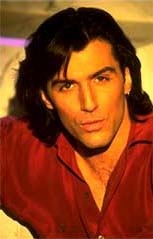 vincent  Izarry whe  he played on  guiding light  as  Lujack ...