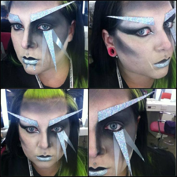 Pin on special fx makeup