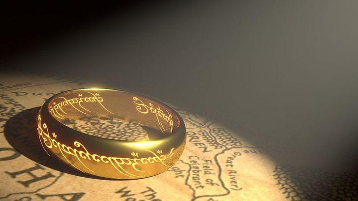 Anel, Ouro, Terra Média