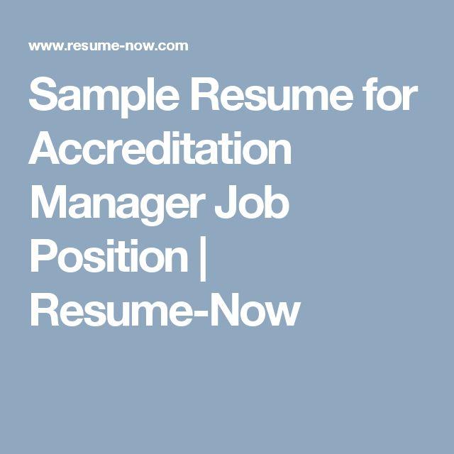 The 25+ best Sample resume templates ideas on Pinterest Sample - sample resume for manager position